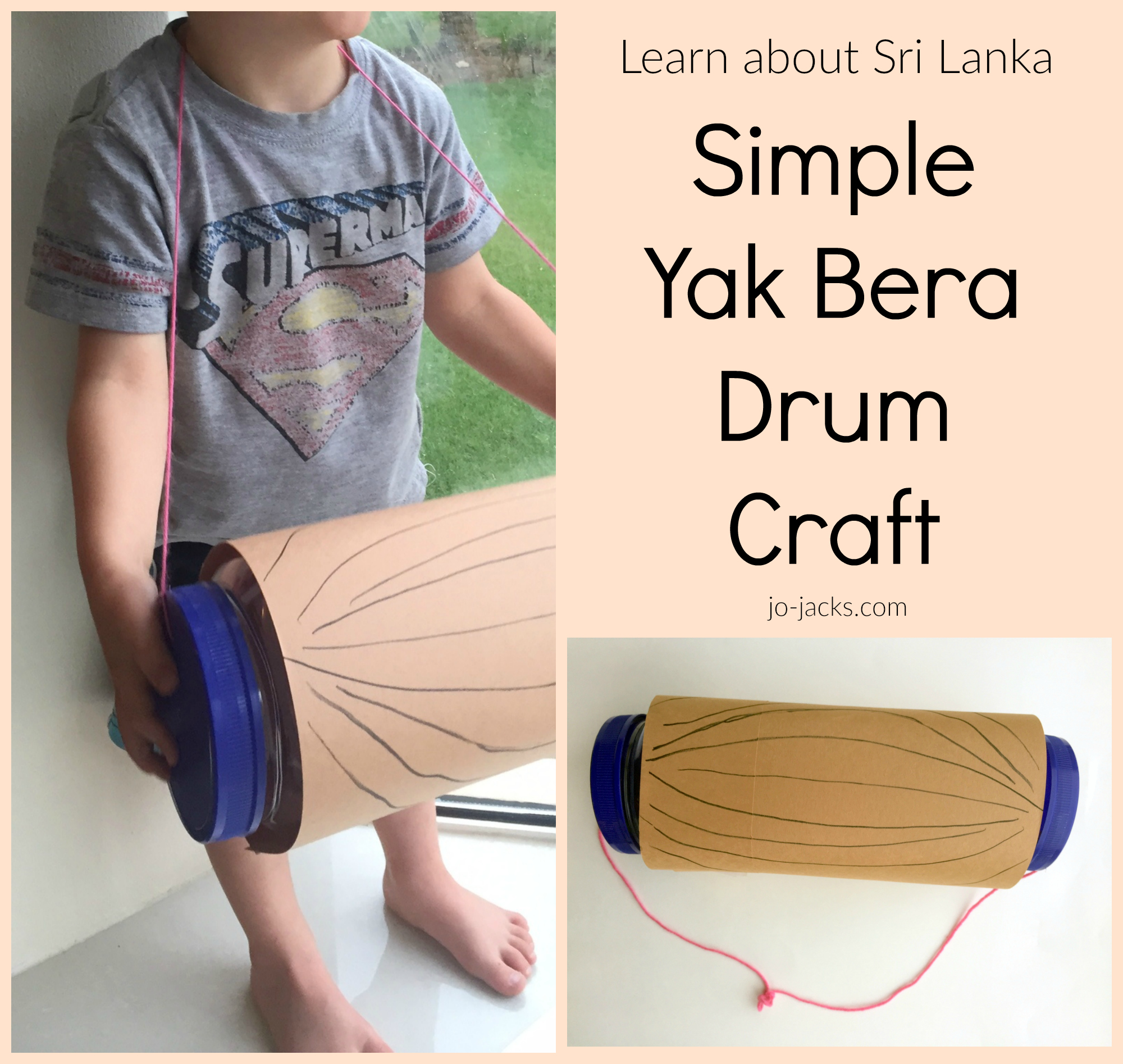 Yak Bera drum craft Sri Lanka crafts