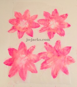 lotus flower craft