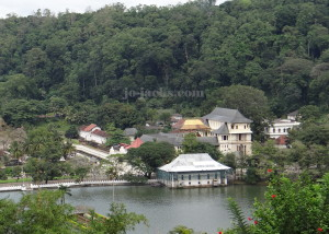 The Temple of the Sacred Relic, Kandy