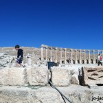 Jerash Rocks – Jordan with Kids