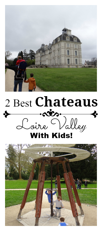chateaus for kids