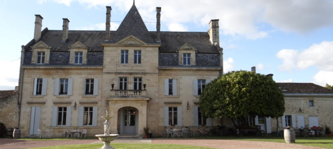 Chateau Julie – A Bordeaux B&B for Families