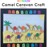Camel Crafts for Kids