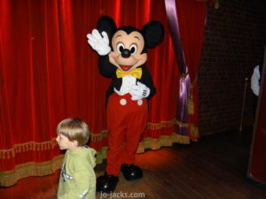 mickey at disney paris