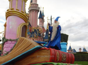 wizard disney paris