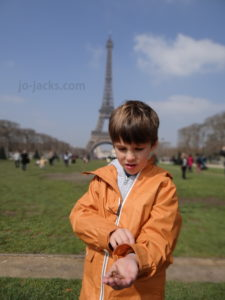 Paris fun for kids
