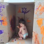 Cave Painting for Kids Activity