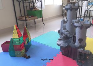 Catapult and Castles