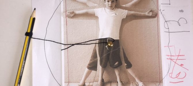 Vitruvian Man Activity – Da Vinci For Kids: Part 1