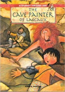 the cave painter of lascaux book