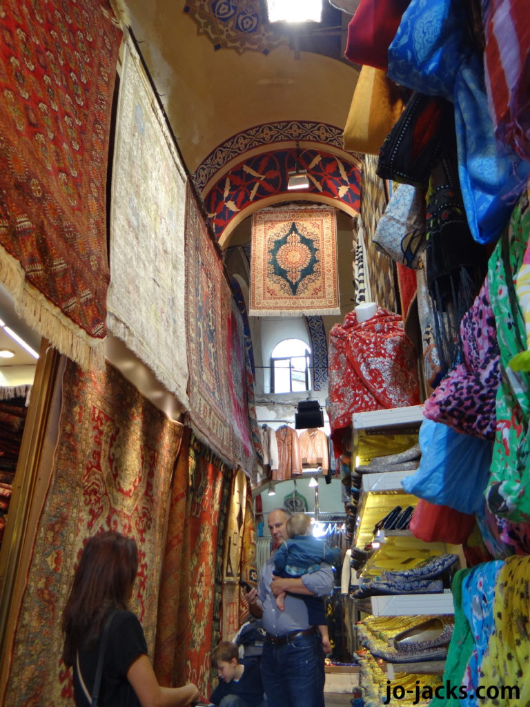 Disaster in the Grand Bazaar Istanbul